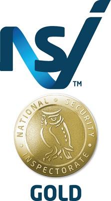 NSI gold approved logo